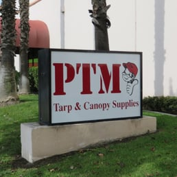 Photo of PTM Tarps - Paramount CA United States. PTM Front of Store & Photos for PTM Tarps - Yelp