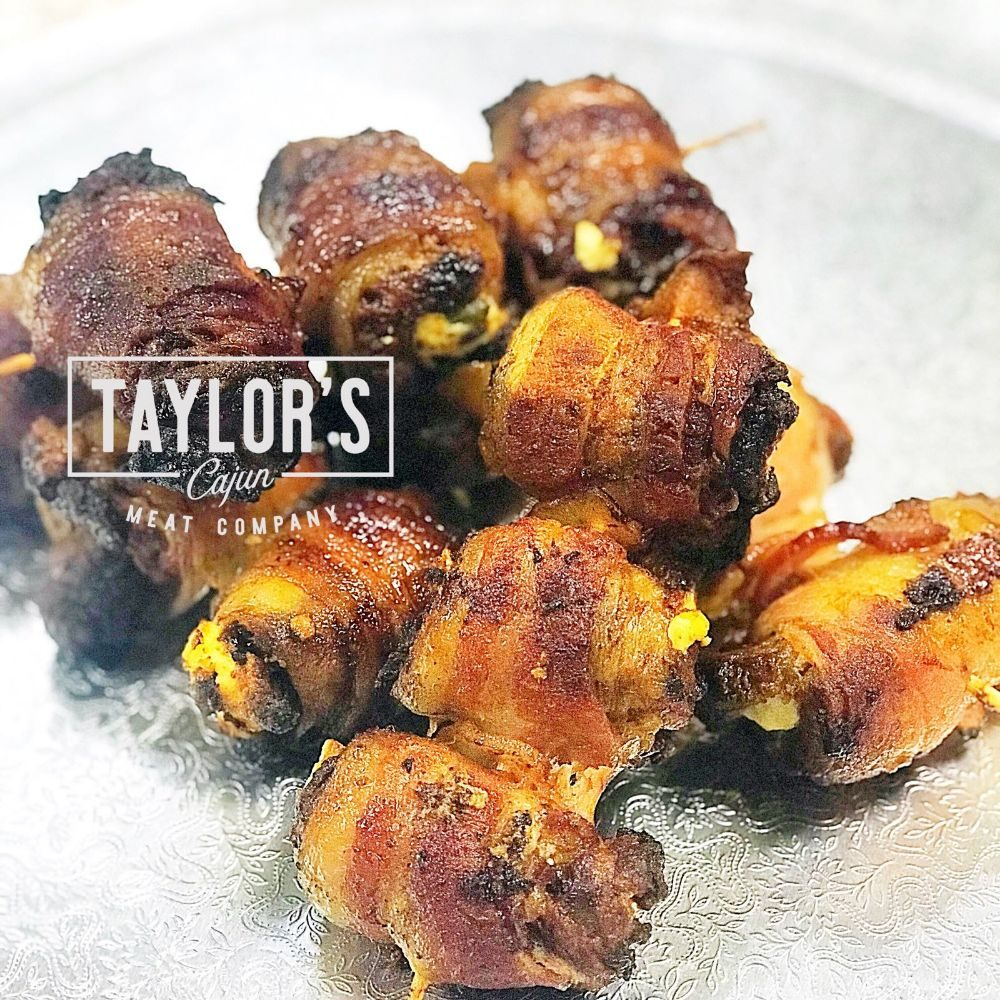 Food from Taylor's Cajun Meat Company