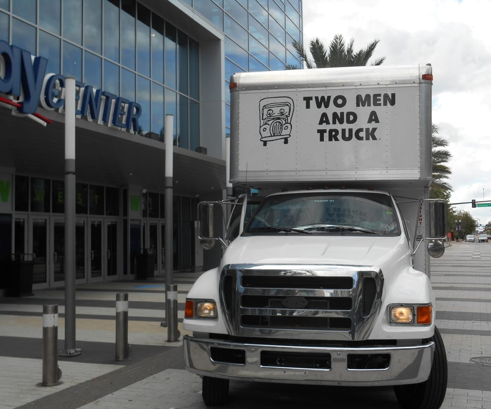 Two Men and a Truck Orlando East