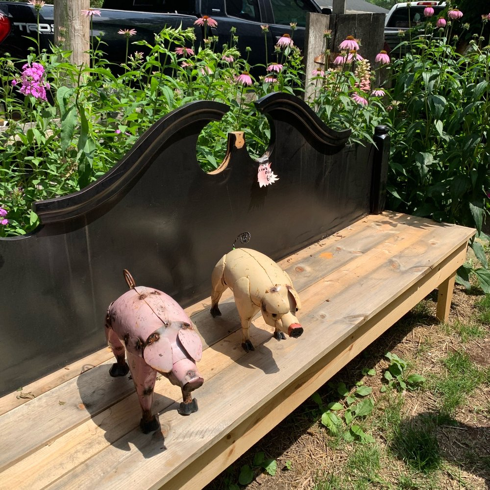 Eclectic Gardens: 419 E Main St, Centerville, IN