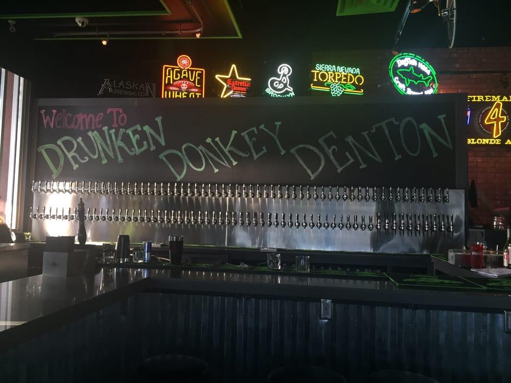 Drunken Donkey Craft Bar Scratch Kitchen