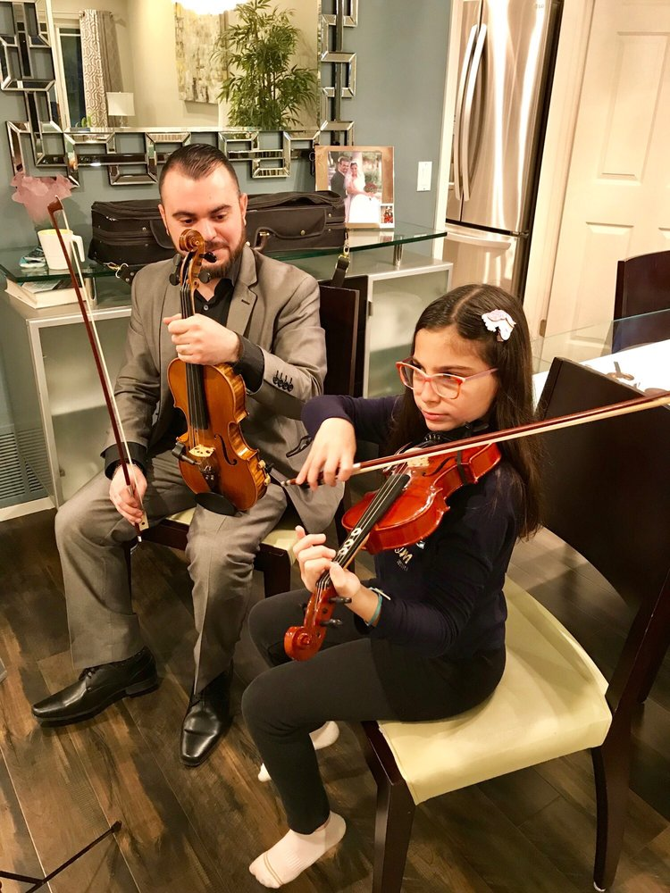 Grant Garibyan Violin Studio