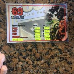 69 Snack Bar - 12 Photos - Sports Bars - Av  del Pescador 3966, Cabo