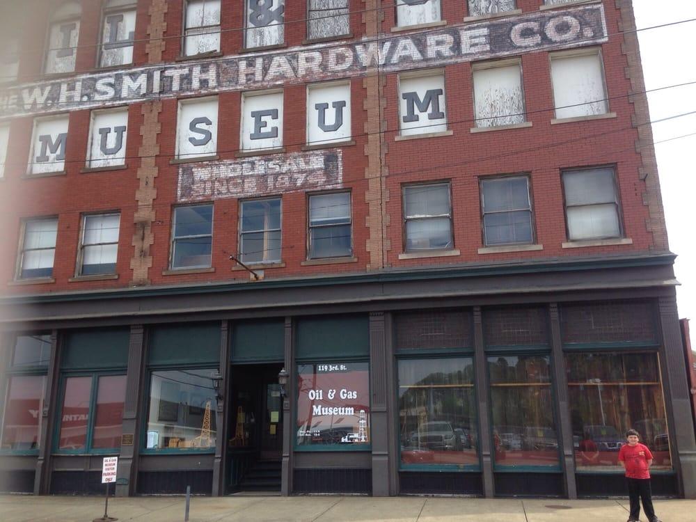 Oil Gas & Industrial Historical Assoc: 119 3rd St, Parkersburg, WV
