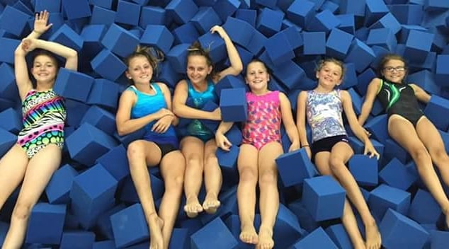 Choice gymnastics party event planning 150 varnfield for Summerville gyms