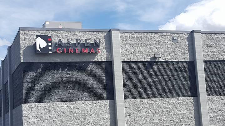 Aspen Cinemas: 45 Aspen Grove Dr E, Evanston, WY