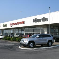 Martin Dodge Jeep Chrysler Get Quote Car Dealers - Jeep chrysler dealerships