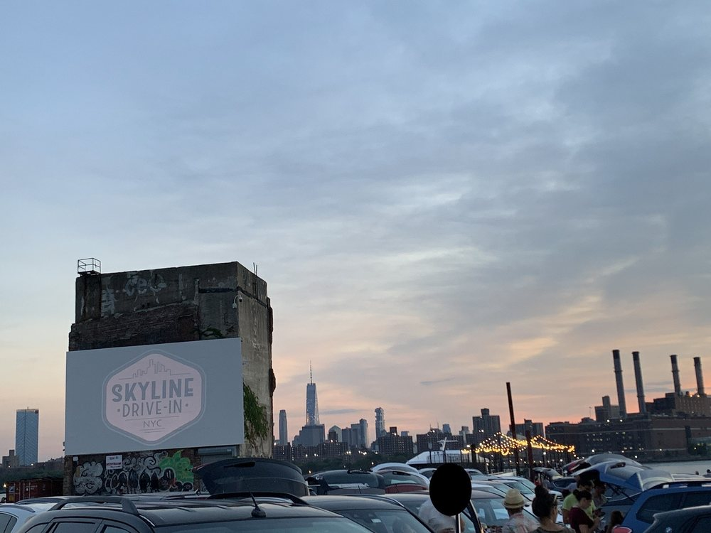 Skyline Drive-In: 1 Oak St, Brooklyn, NY