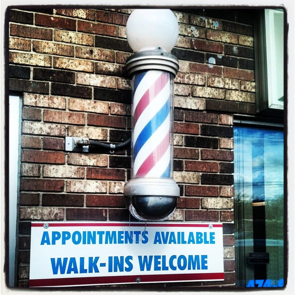 Hugh's Barber Shop: 7864 Beechmont Ave, Cincinnati, OH