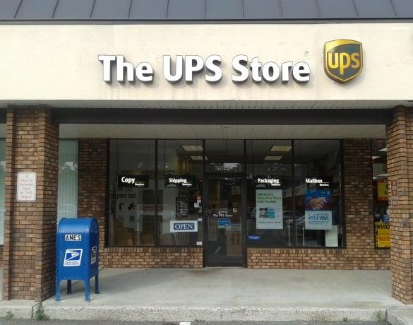 ups newport news