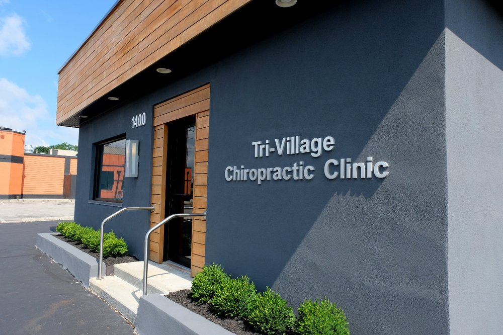 Tri-Village Chiropractic Clinic: 1400 W 5th Ave, Columbus, OH