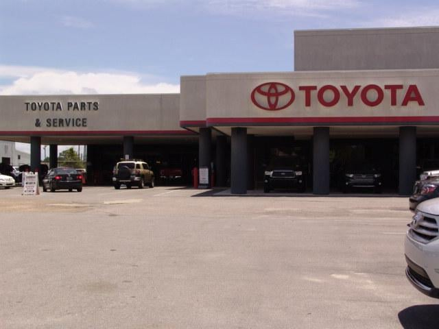Photo Of Panama City Toyota Scion   Panama City, FL, United States. Outside