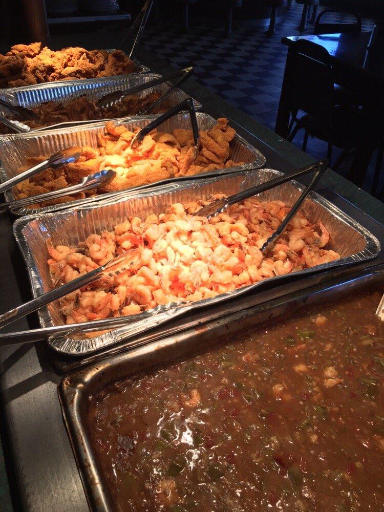 Rebecca's Restaurant: 22087 Hwy 43, Mount Vernon, AL