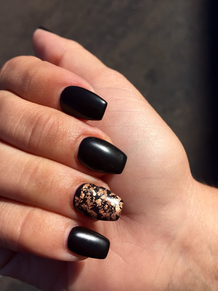 33 Killer Coffin Nail Designs