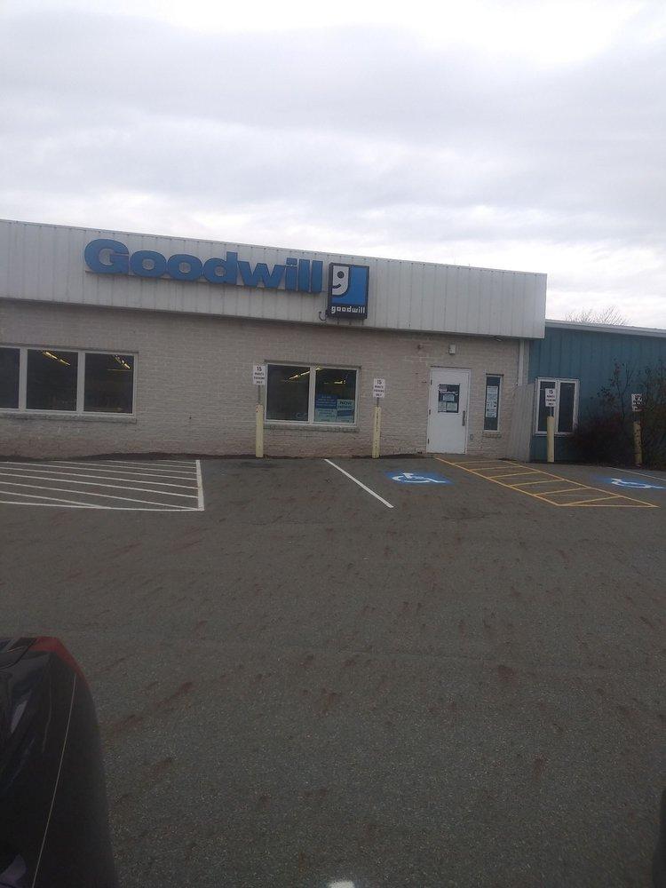 Goodwill Store & Donation Center: 182 Engle Rd, Elizabethville, PA