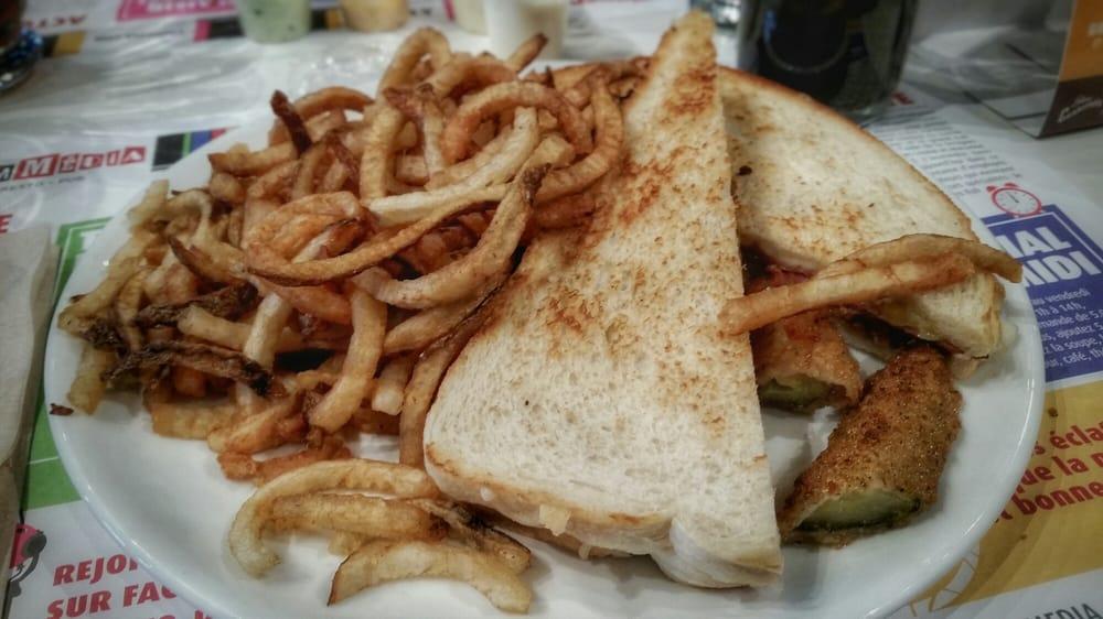 Resto Pub L Immedia Fish Chips 1221 Rue Charles Albanel