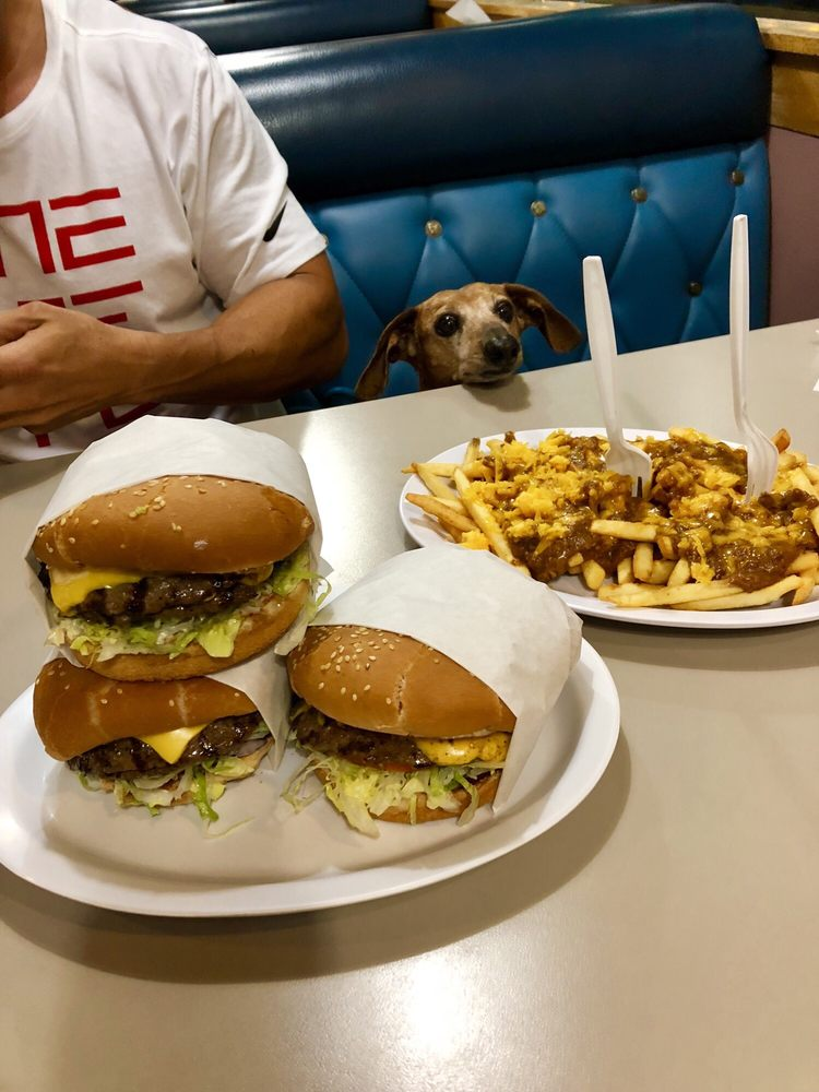 Nick's Burgers: 1626 W Redlands Blvd, Redlands, CA