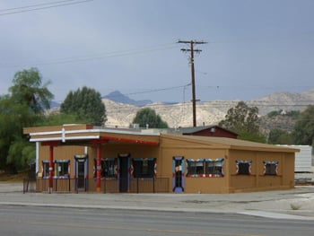 Morongo Station Trading Post: Hwy 62 Across From The Chevron Station, Morongo Valley, CA