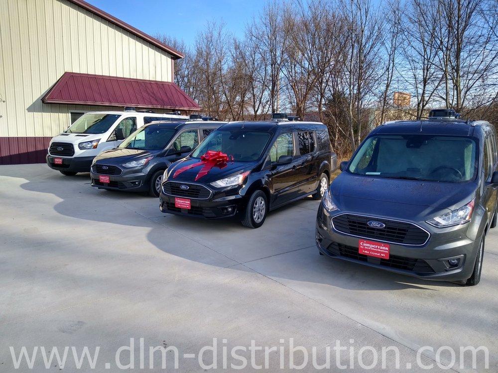DLM Distribution: 490 Scott St, Lake Crystal, MN
