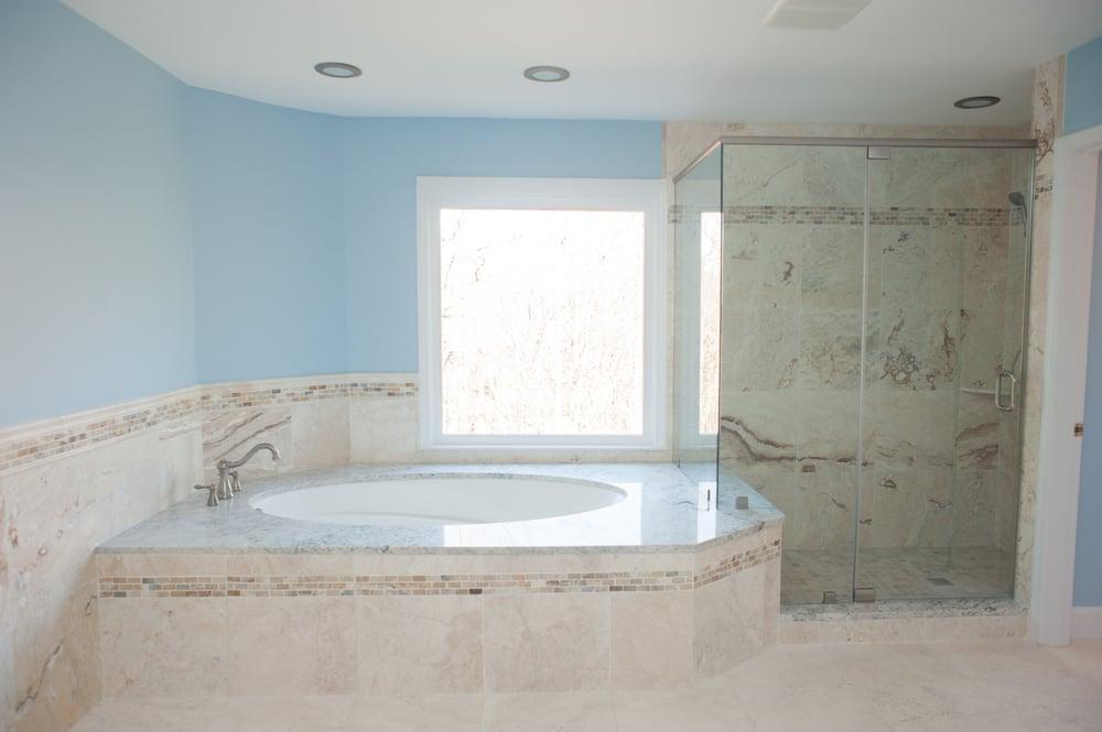 Bathroom remodeling bethesda md yelp for Bathroom remodel yelp