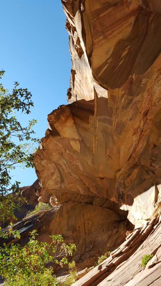 Terrace Canyon: Red Rock National Conservation Area, Las Vegas, NV