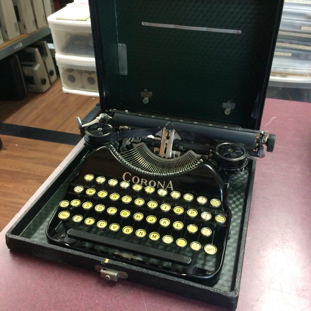 Pacific Typewriter: 9513 SW Barbur Blvd, Portland, OR