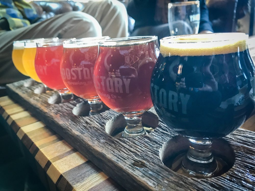 Oddstory Brewing Company: 336 East Martin Luther King Blvd, Chattanooga, TN