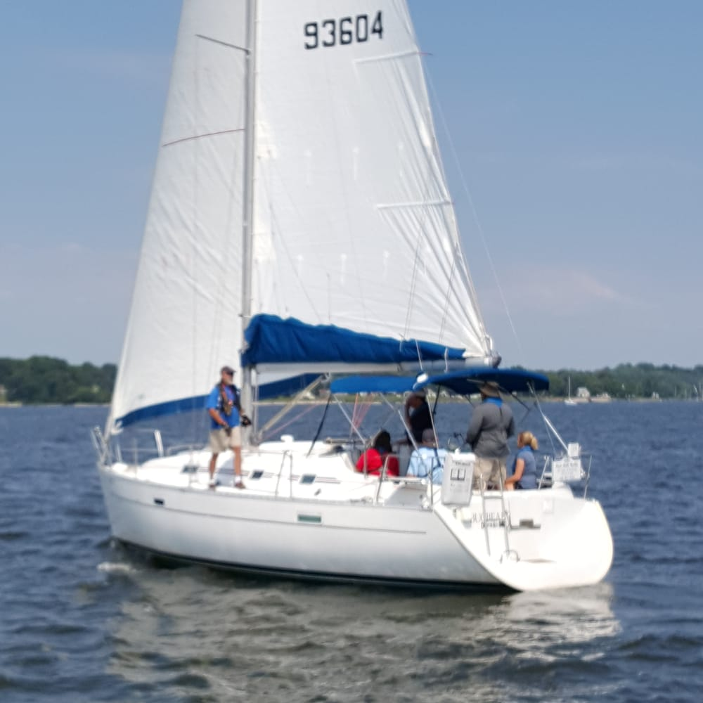The Sailing Academy: 411 Deale Rd, Tracys Landing, MD