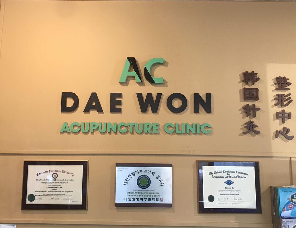 Dae Won Acupuncture: 163-15 Northern Blvd, Flushing, NY