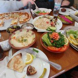 Yasmina Lebanese Restaurant And Bakery Restaurants 18 Western