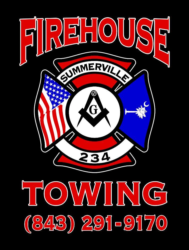 Firehouse Towing & Recovery: 215 Maplewood Rd, Moncks Corner, SC