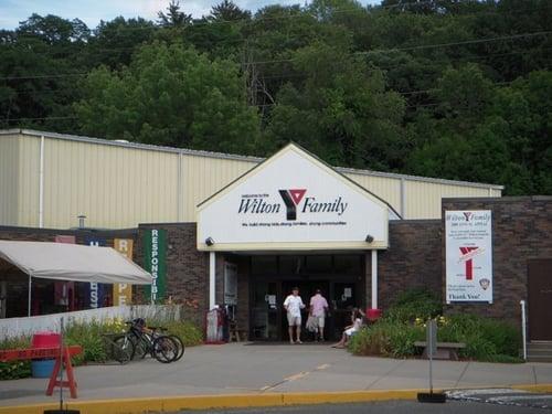 Wilton Family YMCA 404 Danbury Rd Wilton, CT Health Clubs