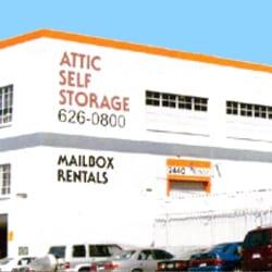 Photo of Attic Self Storage - San Francisco, CA, United States. Between  Bryant