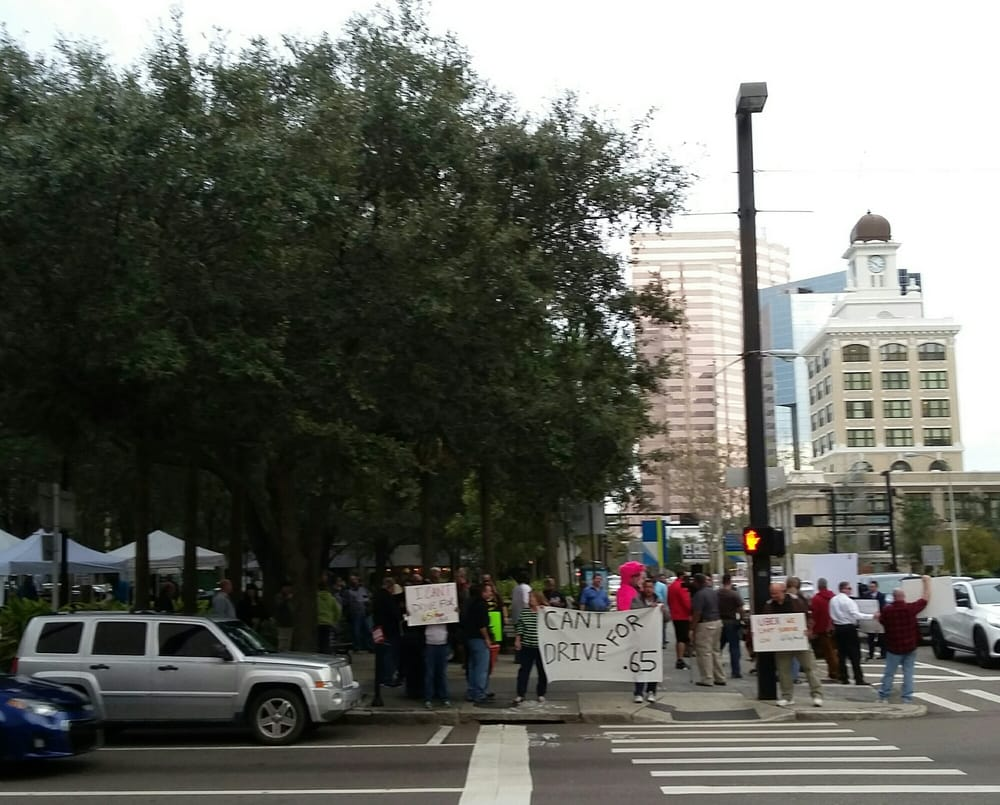 Uber: Tampa, FL