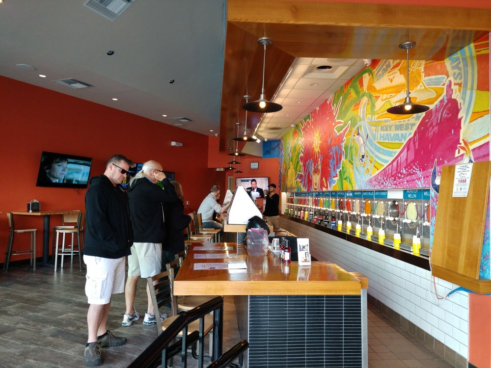 Wet Willies: 128 Duval St, Key West, FL