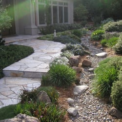 Photo Of Creative Landscaping   Carmel Valley, CA, United States. Flagstone  Walkway,