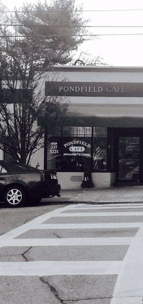 Pondfield Cafe Bronxville Ny