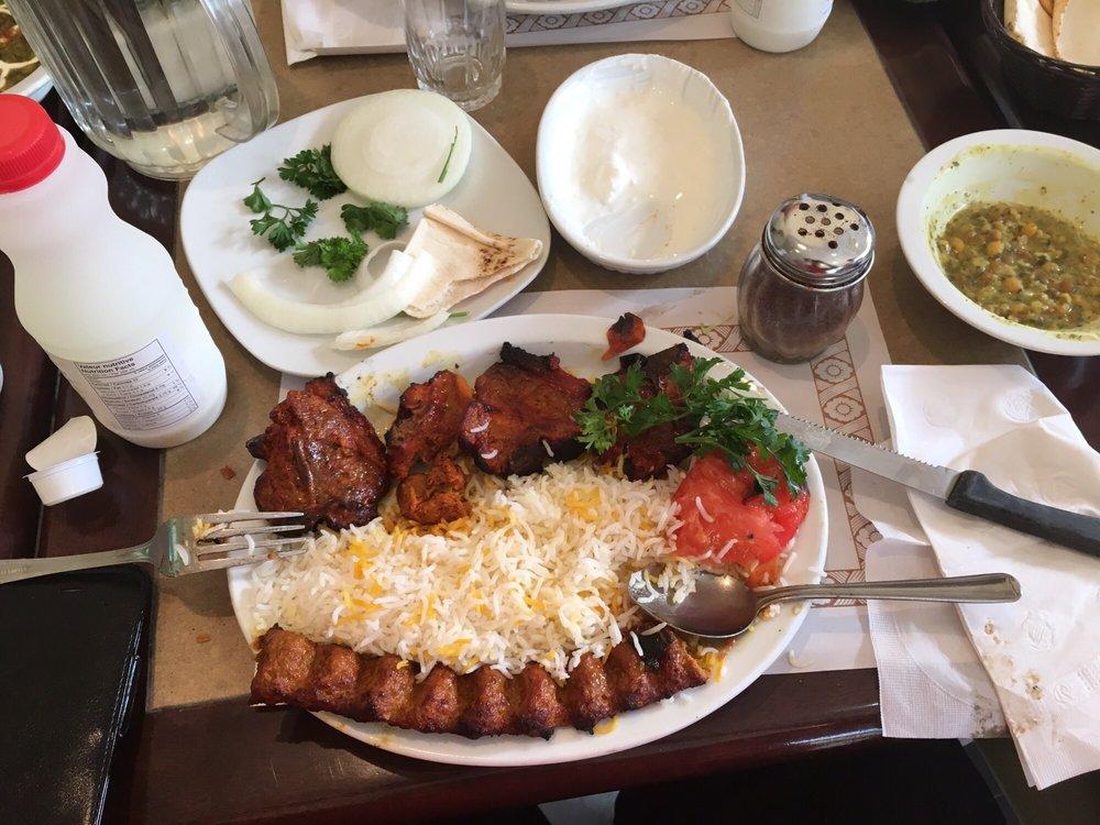 Iranian Restaurant Montreal Sherbrooke