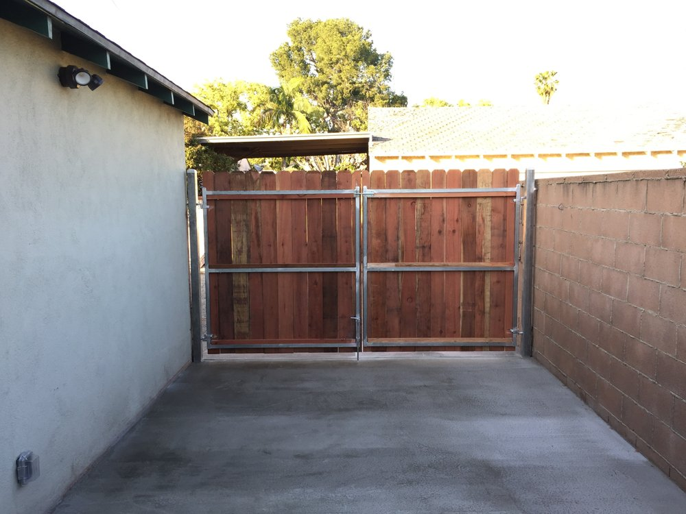 Glendale Fence: 821 N Hollywood Way, Burbank, CA