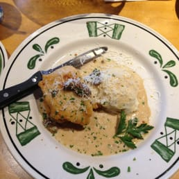 Photo Of Olive Garden Italian Restaurant   Stroudsburg, PA, United States.  Stuff Chicken