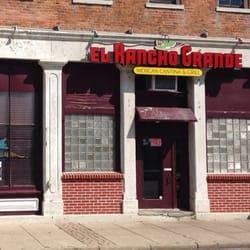 El Rancho Grande Closed Mexican 42 N Main St Germantown Oh