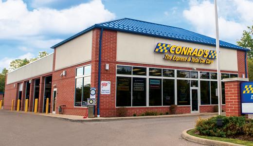 Conrad's Tire Express & Total Car Care