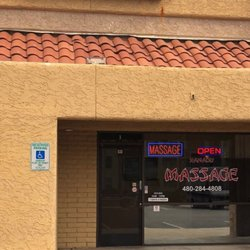Asian massage parlor mesa arizona