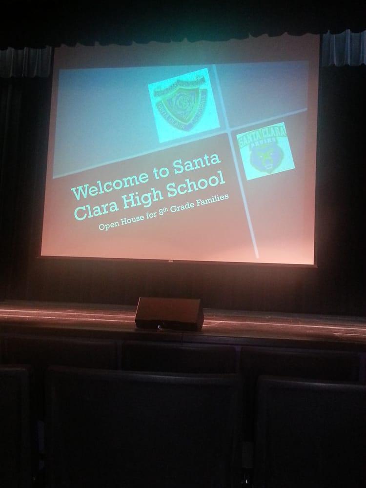 Santa clara high school 10 rese as educaci n for Academy salon santa clara