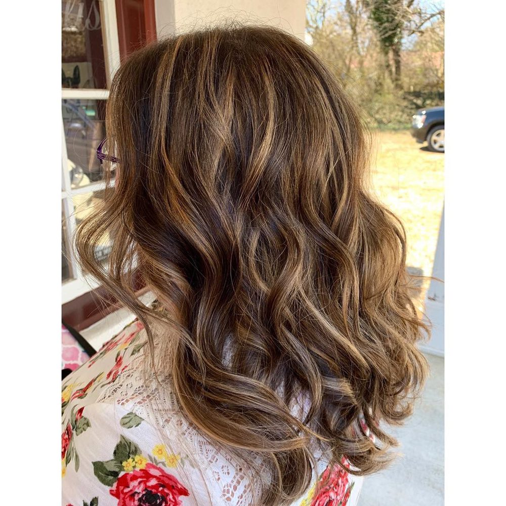 Lauren Ashley Hair Studio: 209 Roanoke St, Christiansburg, VA