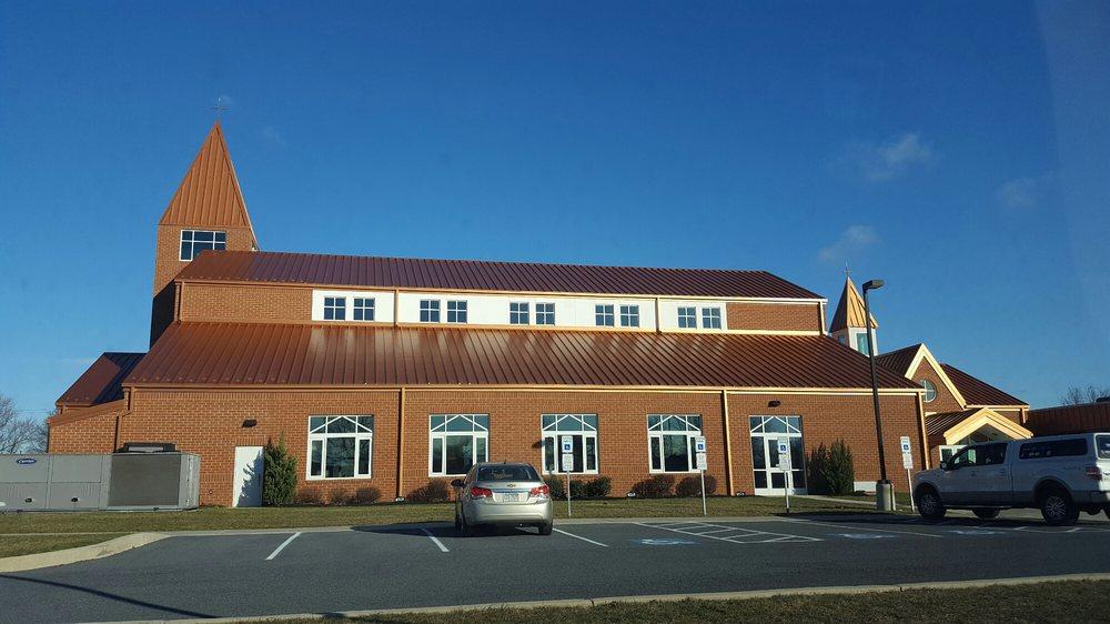 Holy Spirit Church: 245 W Pine St, Palmyra, PA