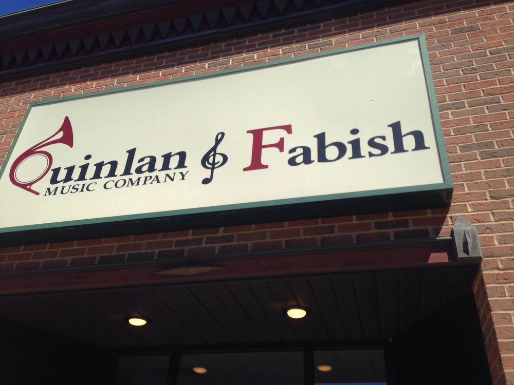 Quinlan & Fabish Music Company: 5719 St Joseph Ave, Stevensville, MI