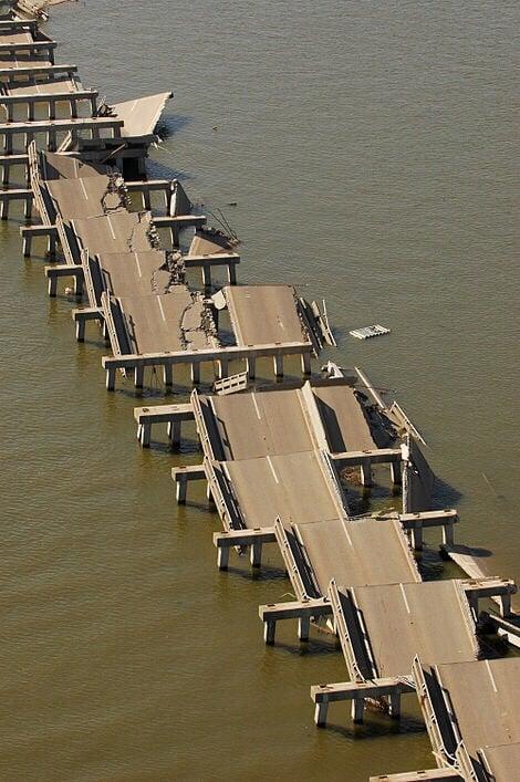 Bay Bridge: Bay St Louis, Bay Saint Louis, MS