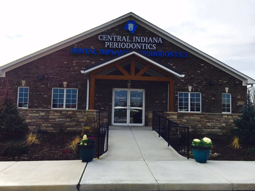 Central Indiana Periodontics: 8235 Country Village Dr, Indianapolis, IN