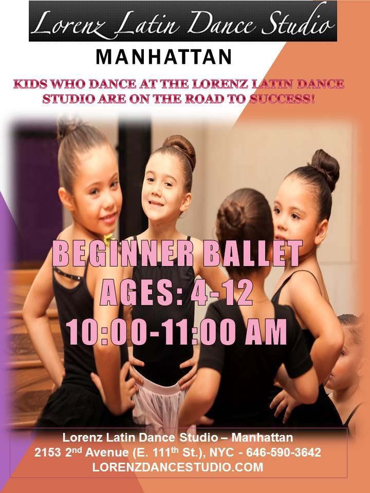 Lorenz Latin Dance Studio - Manhattan